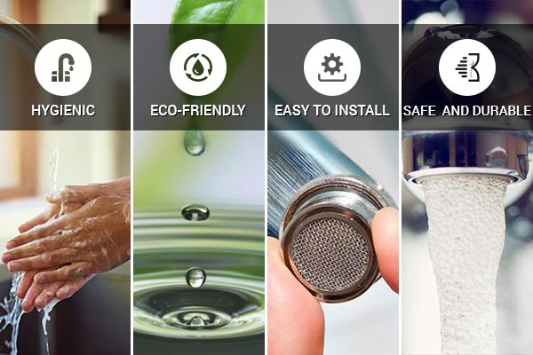 Benefits of Using EcoTouch Faucet Adapter