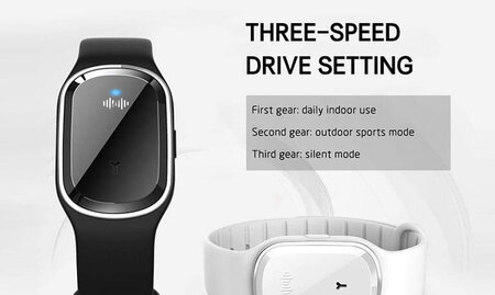 Mosquitonix Band Comes With 3 Modes