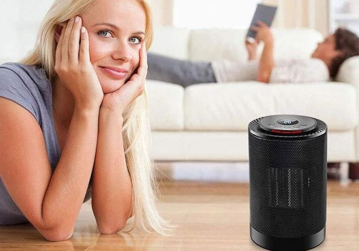 EcoHeat S Review: The World's Most Complete Portable Heater Fan 5