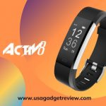 ActiV8 Fitness Tracker: Could a Fitness Tracker Boost You Life Quality?