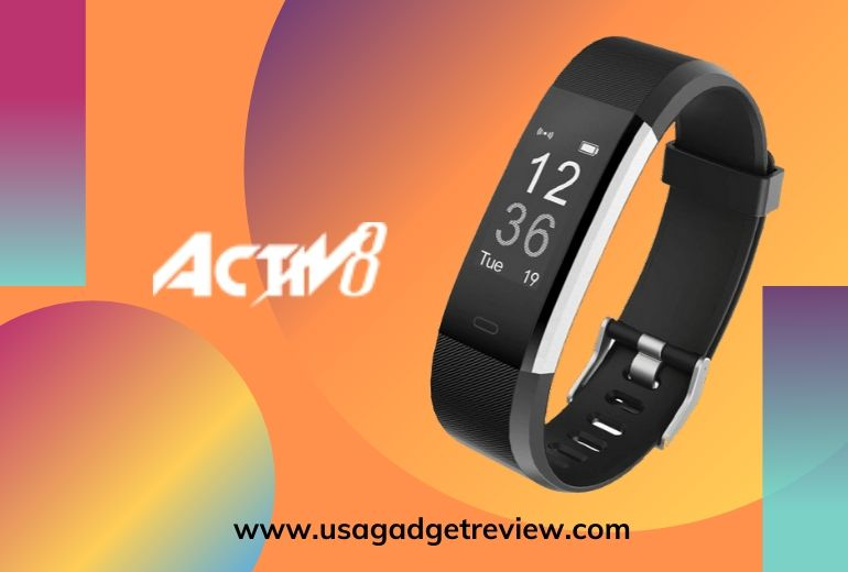 ActiV8 Fitness Tracker Review - usagadgetreview