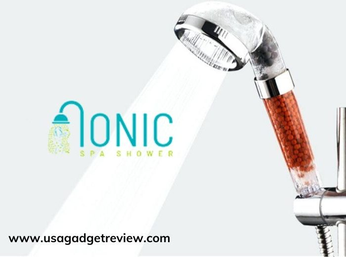 IOnic Spa Shower Review - usagadgetreview