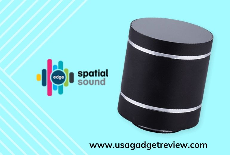 SpatialSound Edge Speaker review - usagadgetreview