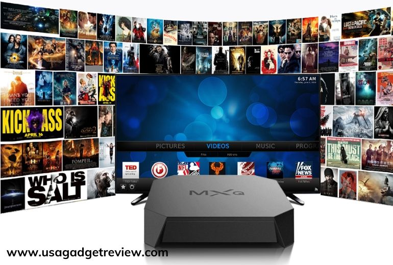 android tv Review - usagadgetreview