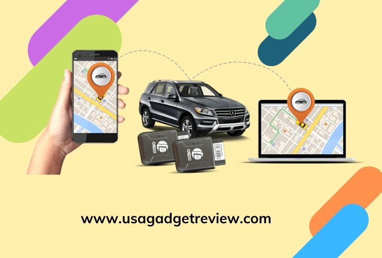 iTrack GPS Car Tracker Review - usagadgetreview