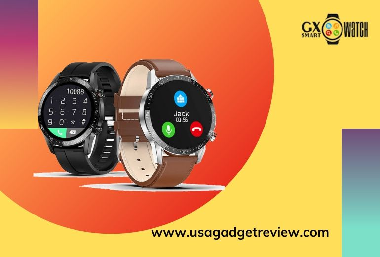 GX smartwatch Review - usagadgetreview