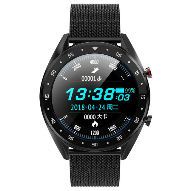 GX SmartWatch Review