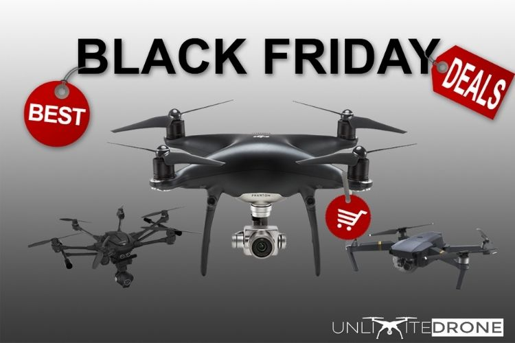 Best Black Friday Drone Sale & Deals 2020