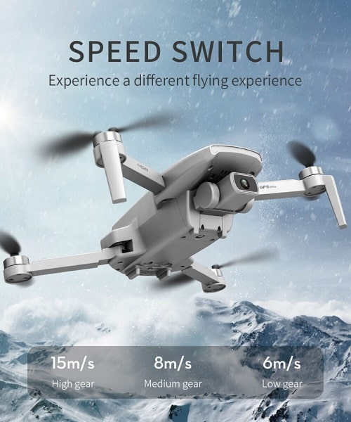 Specifications of XPRO Drone