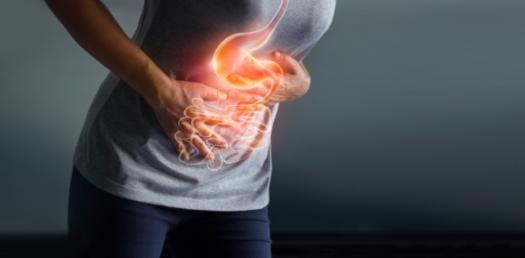 unhealthy digestive system